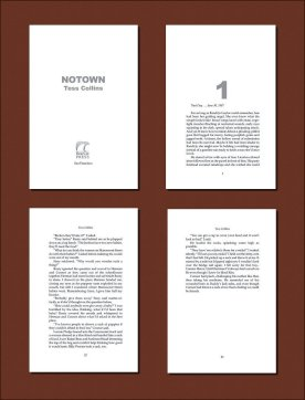 NOTOWN is a contemporary novel set in the Appalachian region.